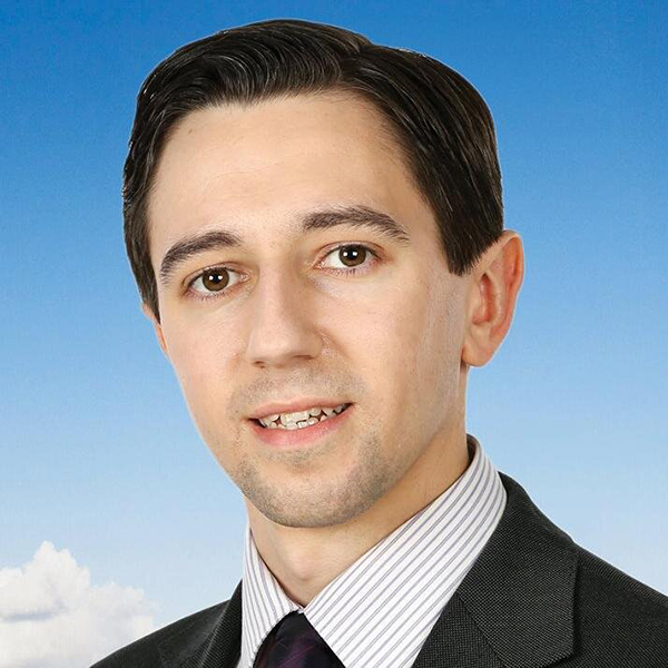 Simon Harris TD