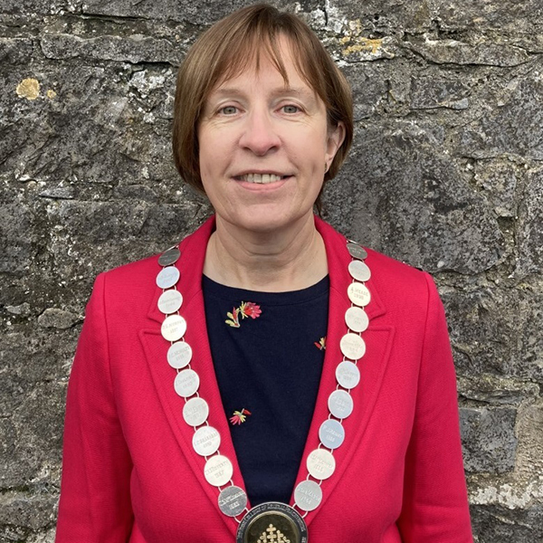Margaret O'Riordan